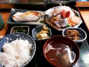 9月28日の昼ご飯