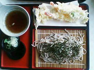 10月7日の昼ご飯