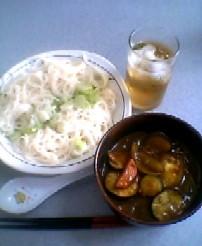 8月3日の昼ご飯
