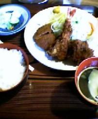 9月8日の昼ご飯~ポプラ(山形)~