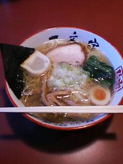 1月21日のおやつ?:函館麺や 一文字(函館)