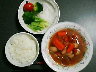 1月24日の夕ご飯