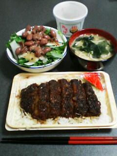 1月31日の夕ご飯:ハセガワストア(函館)