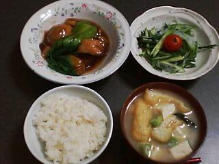 2月5日の夕ご飯
