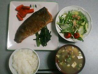 2月12日の夕ご飯