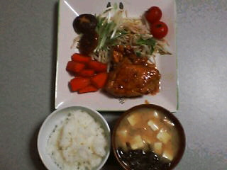 2月24日の夕ご飯