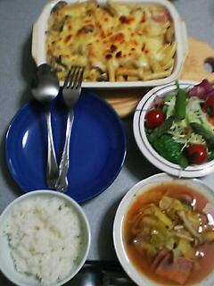 3月2日の夕ご飯