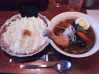 3月18日の昼ご飯:吉田商店(函館)