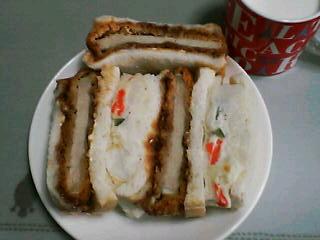 3月19日の昼ご飯:エルパン・リコ(上磯)