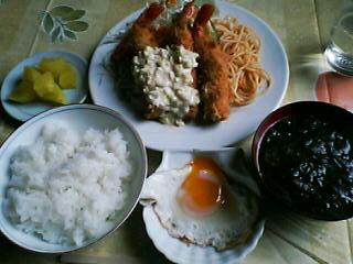 3月22日の昼ご飯:洋食すわ(函館)