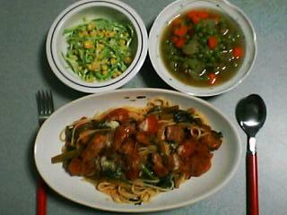 3月30日の夕ご飯
