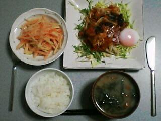 4月2日の夕ご飯
