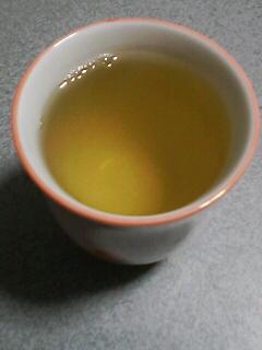 4月5日のお茶~無印良品 桜緑茶~