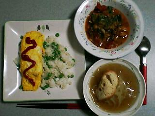 4月5日の夕ご飯