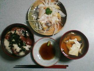 4月11日の夕ご飯