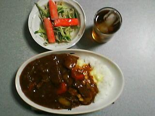 4月20日の夕ご飯