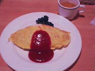 4月30日の昼ご飯:赤い風車(函館)
