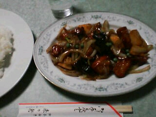 5月9日の昼ご飯:来々軒(函館)