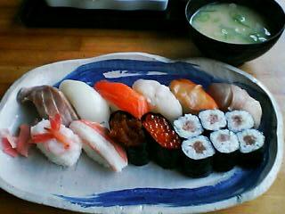 5月12日の昼ご飯:まるた(小樽)