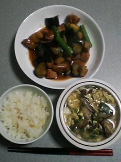 5月18日の夕ご飯