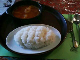 5月24日の昼ご飯:ラージ・モリタ(函館)