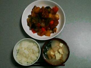 5月30日の夕ご飯