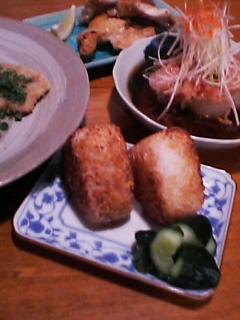 6月6日の夕ご飯:くいもんやのせ(函館)