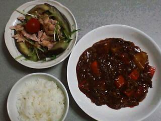 6月7日の夕ご飯