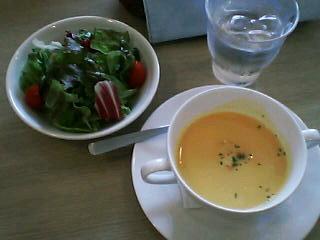 6月14日の昼ご飯:ビストロ コパン(函館)