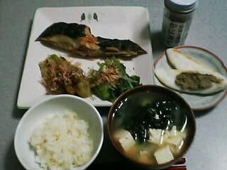 6月16日の夕ご飯:カネニのかにみそ(函館)