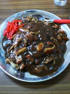 6月17日の昼ご飯:マルトマ食堂(苫小牧)