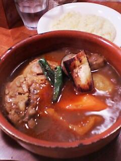 7月21日の夕ご飯:天竺(小樽)