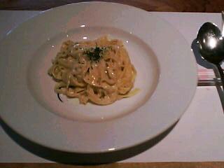 8月19日の昼ご飯:ピッツェリア・ニセコ・パライゾ(倶知安)