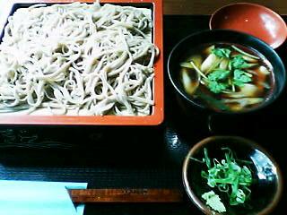 8月23日の昼ご飯:てんぐの蔵(千歳)