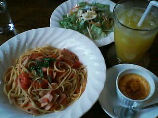 9月14日の昼ご飯:MOSSTREES(函館)