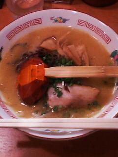 9月27日の食べ歩き5軒め(〆):ラーメン次郎長(函館)