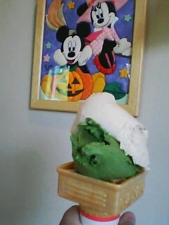 10月4日のアイスクリーム:エルフィン(八雲)