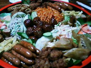 【2005】10月25日の夕ご飯