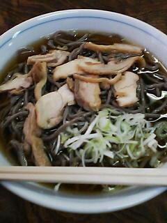 10月26日の昼ご飯:いろは本店(河北)