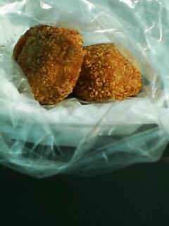 11月11日のおやつ:肉のあさり(函館)