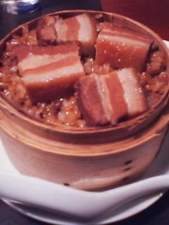 11月17日の昼ご飯:青龍門(ヴィーナスフォート)