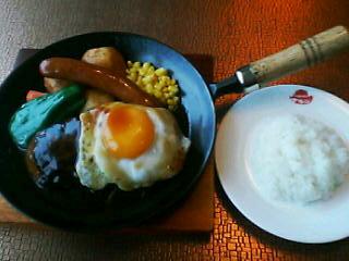 12月13日の昼ご飯:レストラン ケルン(森)
