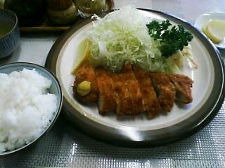 1月6日の昼ご飯:おんどり(函館)