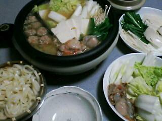 1月13日の夕ご飯:湧水庵 長崎豆腐店(函館):