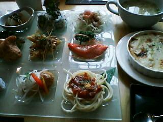 1月21日の昼ご飯:月華(函館)