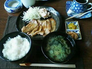 1月25日の昼ご飯:食茶房 饗場(函館)