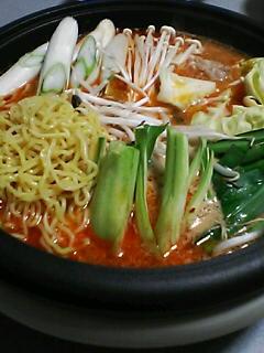 2月1日の夕ご飯:担々鍋