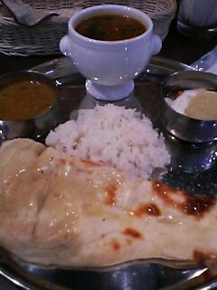 2月22日の昼ご飯:ミルチ(札幌)