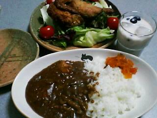 2月23日の夕ご飯:鶏屋kenken(札幌)
