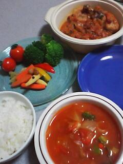 3月3日の夕ご飯:Kumakichi食堂(函館)